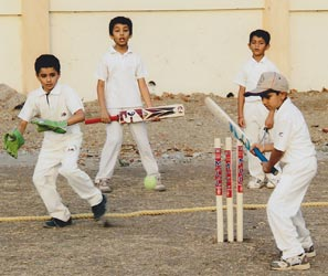 Mujumdar Cricket Academy Summer Camp Nagpur