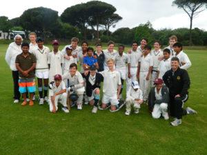 Mujumdar Cricket Academy Team at South Africa