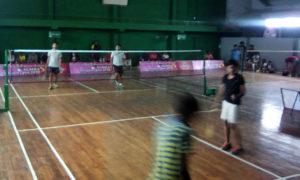 SSGMCG badminton court