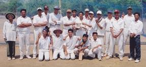 Mujumdar Cricket Academy Team
