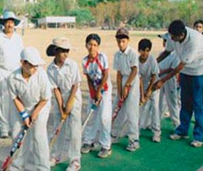 Mujumdar Cricket Academy Training