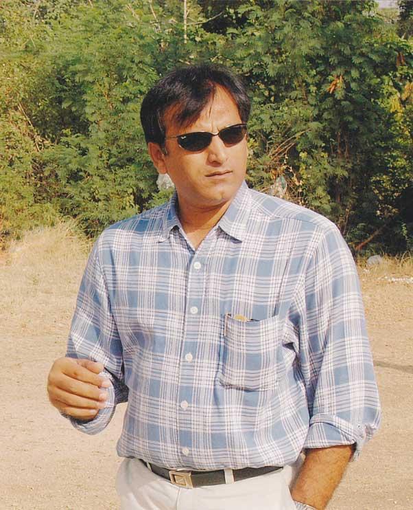 Rajesh Chouhan - Mentor at Mujumdar Cricket Academy